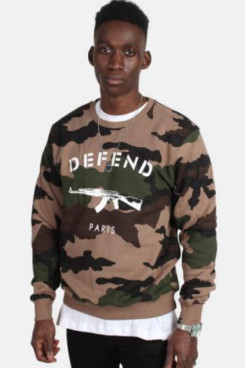 Sweatshirts til modebeviste mænd Find den du bedst kan